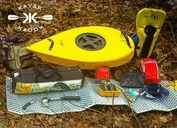 Kayak Kaddy by Extreme Sport Outfitters *this is a great idea!