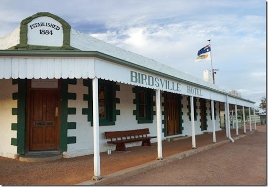 Birdsville Hotel, Queensland | CaravanCampingOz.com