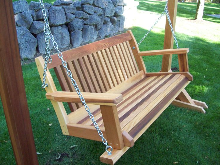 Find Your Best Wooden Porch Swing Today: Outdoor Swings For Adults | Wooden Porch Swing | Porch Swings For Sale