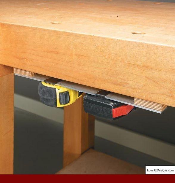 Garage Workshop Table and Garage Workbench Canada.