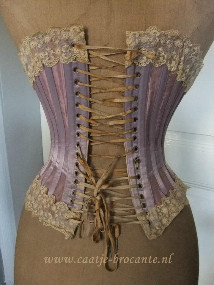 1670 best images about Vintage lingerie/ Corset ...