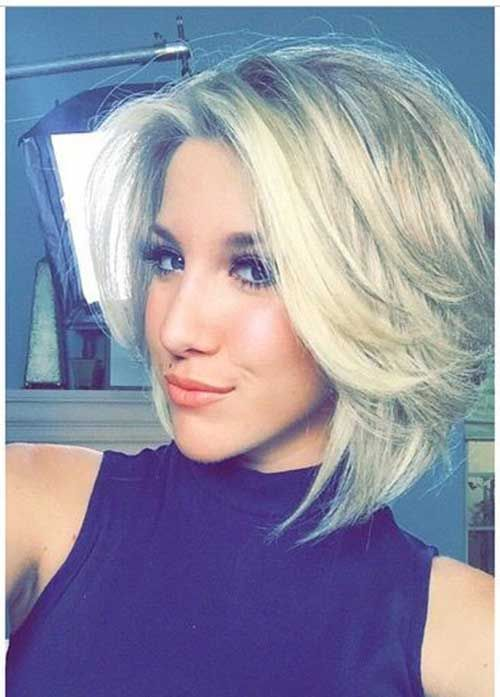 Celebrity Short Hairstyle 2016