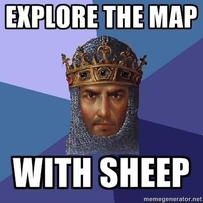Scroll2Lol.com - Age Of Empires II logic