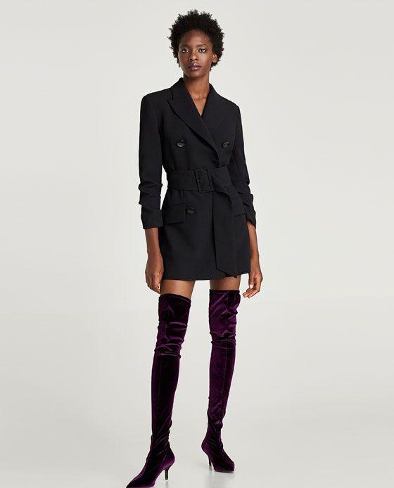 Image 1 of DRESS BLAZER from Zara