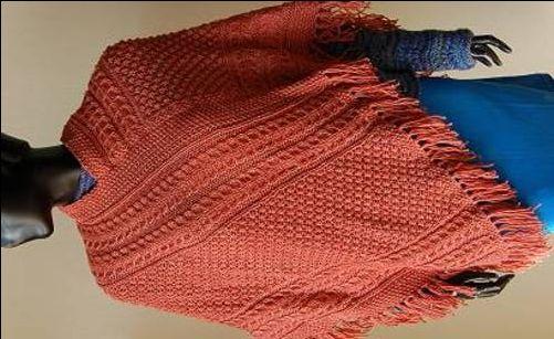 Ravelry: Irish Knit Poncho pattern by Adele Huey McCall ...