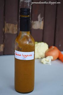 Gormandize: Home Made Salsa Lizano (Costa Rican Brown Sauce)
