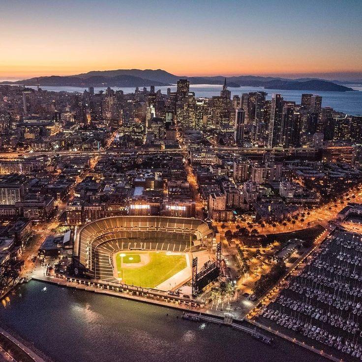 San Francisco at night by MJCohenPhoto #sanfrancisco #sf #bayarea #alwayssf #goldengatebridge #goldengate #alcatraz #california