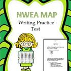 134 Question Practice Test for NWEA MAP Writing Testing 16