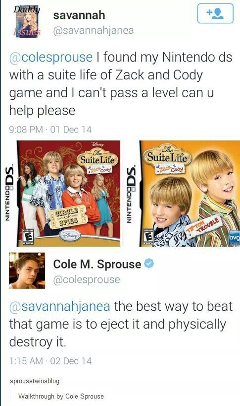 Why I love the Sprouse brothers