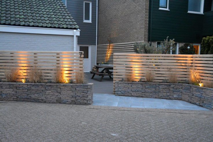Curb side lights