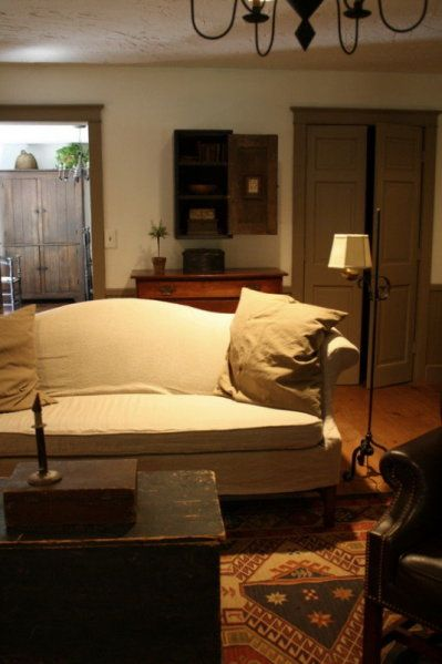 Http://www.picturetrail.com/oldebittersweetfarm. Primitive Living  RoomPrimitive ...