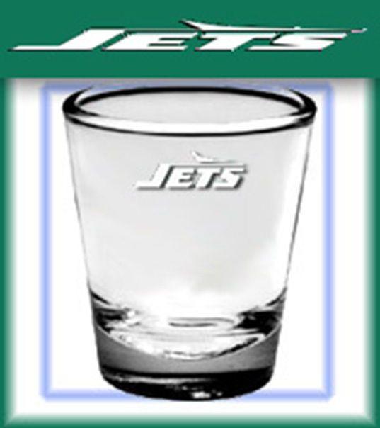 Original New York Jets Souvenir Shot Glasses #NewYorkJets