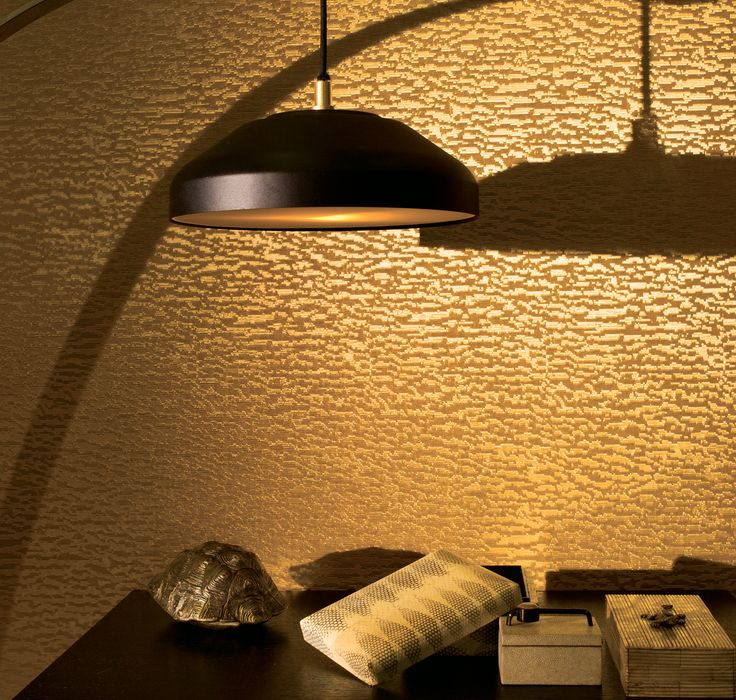 Wallcovering: CLINQUANTE COUPOLE, M102403, Textured wall