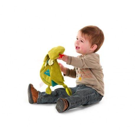 """Мягкая игрушка-обнимашка в коробке """"Дракон Уолтер"""""""