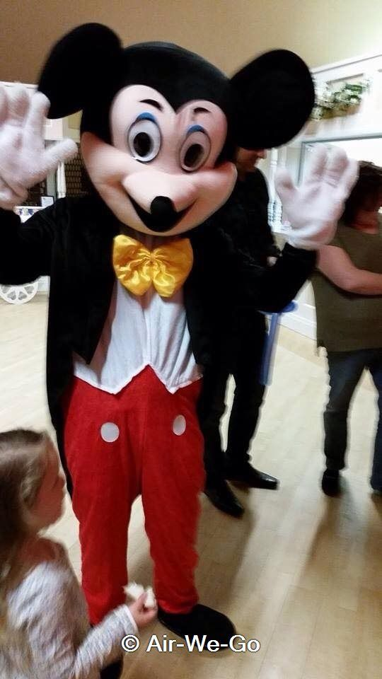 mascots available to hire from £25.00 www.air-we-go.co.uk