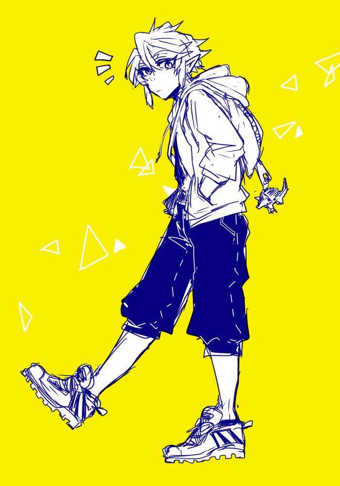 Art by ゆ (@yunako75)