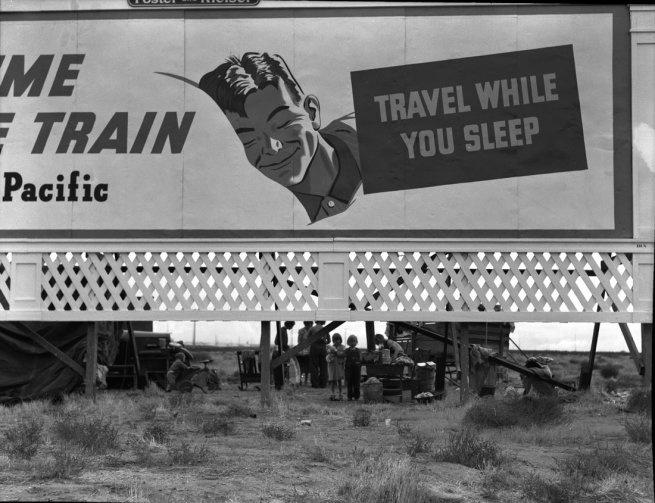 Dorothea Lange - Kern County California. 1938