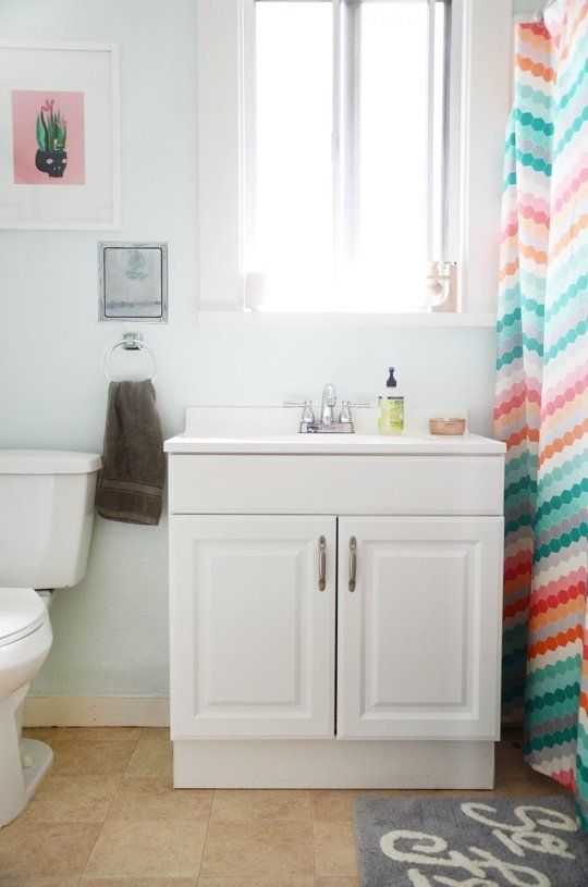 7 Style Secrets From Rental Bathrooms That You Cant Spot As Rentals BathroomBathroom SinksBathroom IdeasDream ApartmentApartment