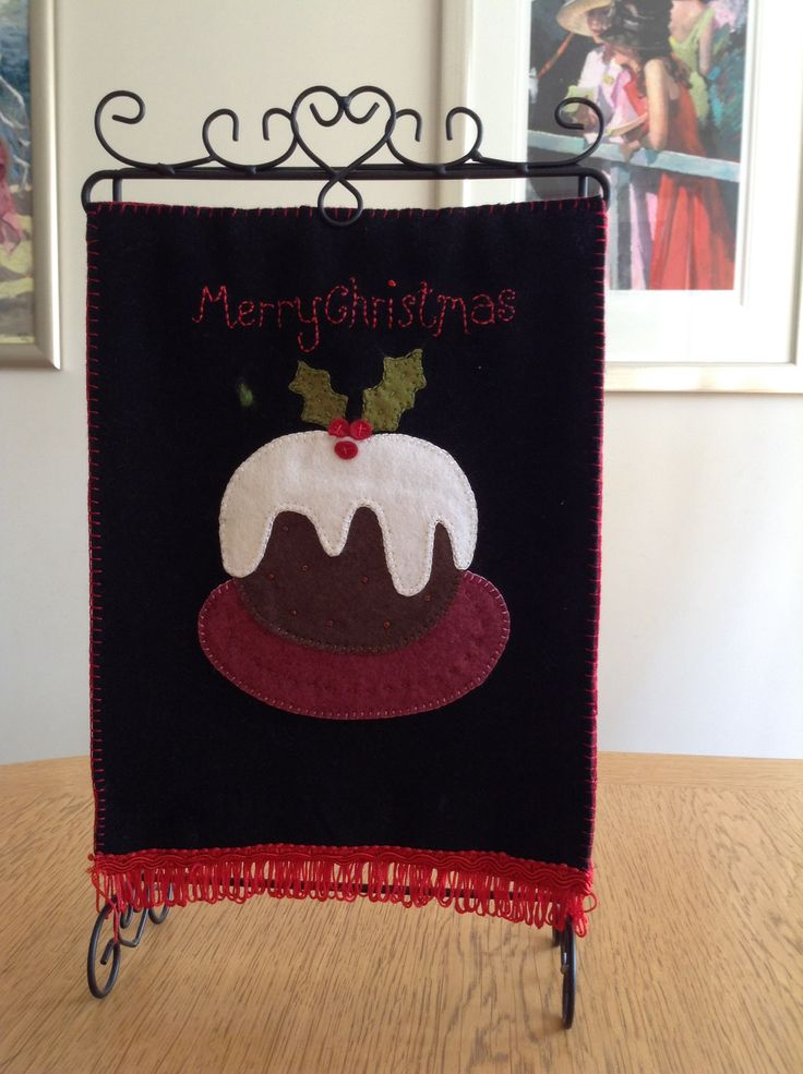 Xmas Pud from www.celebrationbanners.com