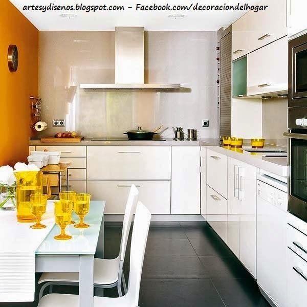 16 best fringues images on Pinterest | Modern kitchens, Kitchens and ...