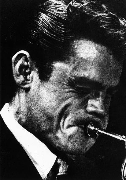 Ed van der Elsken     Chet Baker, Amsterdam     1955