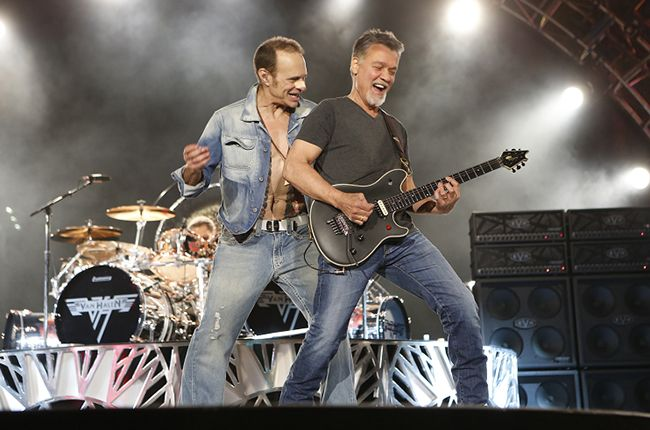 Billboard - Van Halen to Perform at 2015 Billboard Music Awards GUARANTEED To Be One #VANTASTIK Show!