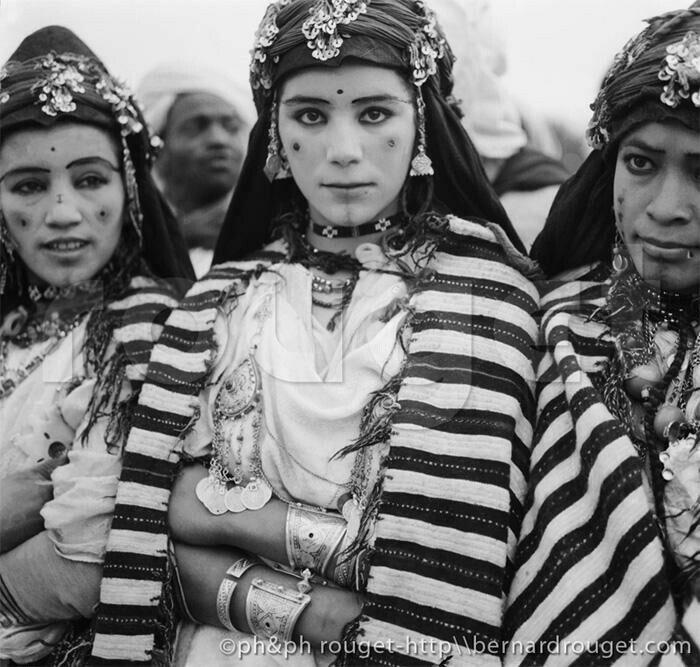 #Moroccan Amazigh  Women