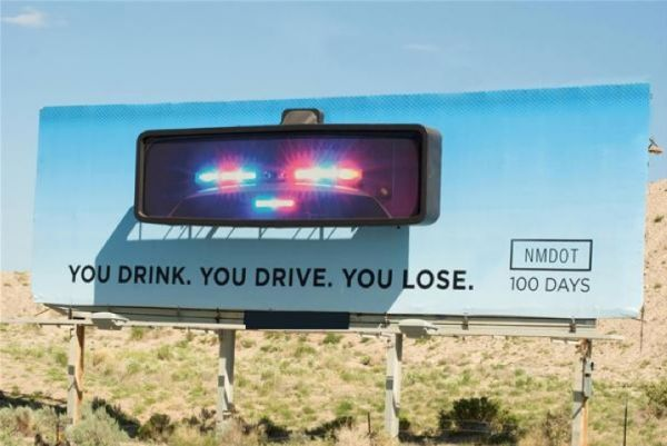 You drink. You drive. You lose.