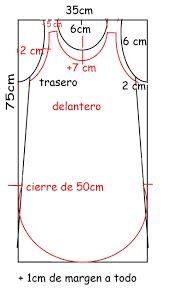 Resultado de imagen para patrones de ropa interior gratis