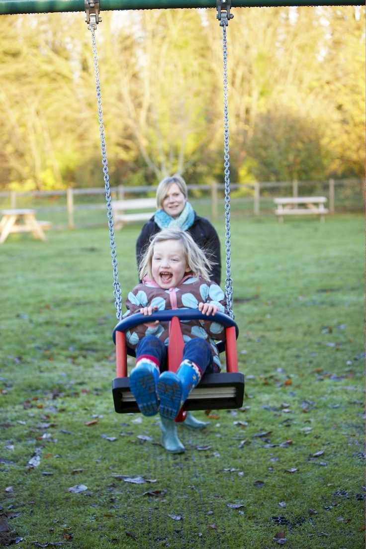 Ketton village playground - a 5 minute walk from the cottage