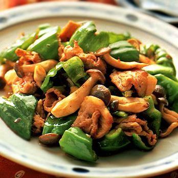 豚肉とピーマンの炒めもの | 川村由紀子さんの炒めものの料理レシピ | プロの簡単料理レシピはレタスクラブニュース