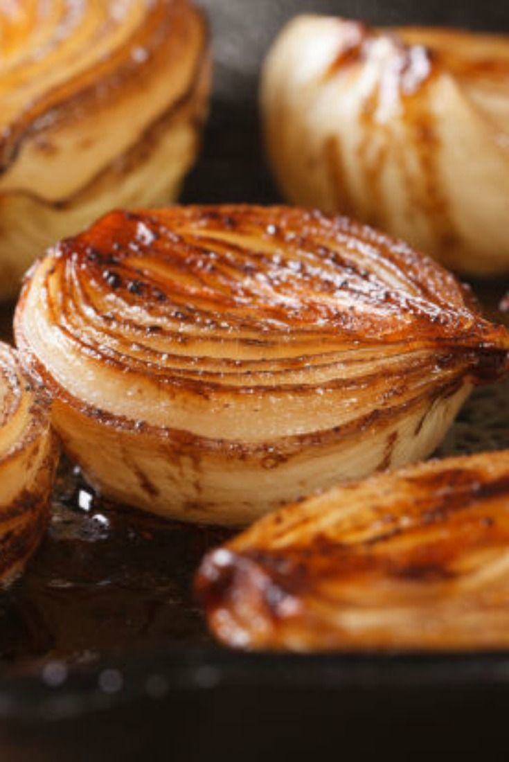 Caramelized onions are amazingly sweet, healthy, vegan and flavorful and when you make them whole they look beautiful too!!