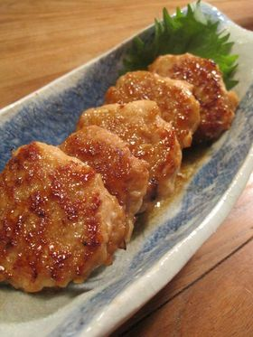 Yakitori Recipes: Tsukune 1~6 | Chicken Meatballs, Grilled Chicken and ...