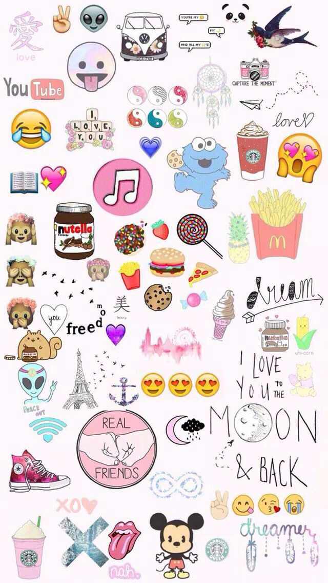 Got this on the wallpapers app⭐️think it's really cute!