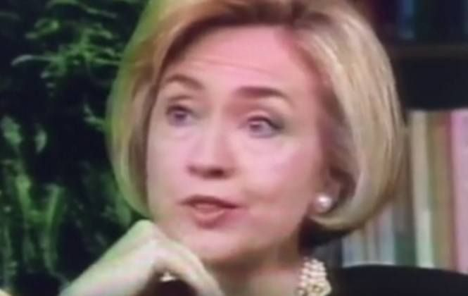 FLASHBACK VIDEO: HIllary Clinton Threatens Bill Clinton's Accusers on Today Show  Jim Hoft May 22nd, 2016 12:20 pm 124 Comments  HILLARY'S WAR ON WOMEN—