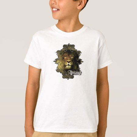 The Lion, the Witch, and the Wardrobe Aslan Disney T-Shirt - tap to personalize and get yours