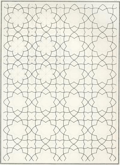 BOU 043 | Les Elements de l'art Arabe | Pattern in Islamic Art