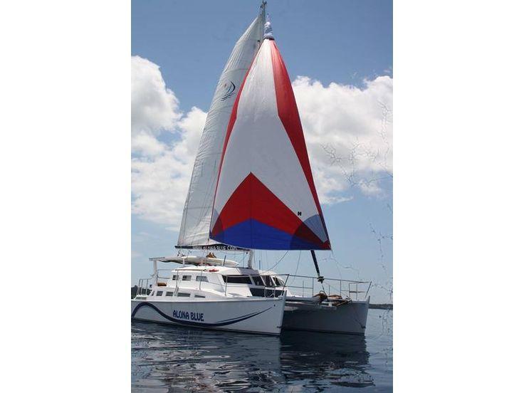 2014 Panglao Island Marine Enterprises Richar Woods VARDO 36' Catamaran located in Outside United States for sale