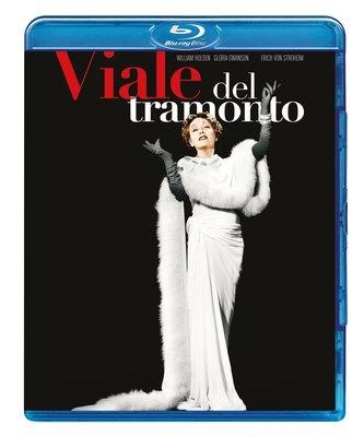 Viale del tramonto, il capolavoro diretto nel 1950 da Billy Wilder sul lato oscuro di Hollywood, vincitore di tre premi Oscar e di quattro Golden Globe, interpretato da William Holden e da una straordinaria Gloria Swanson