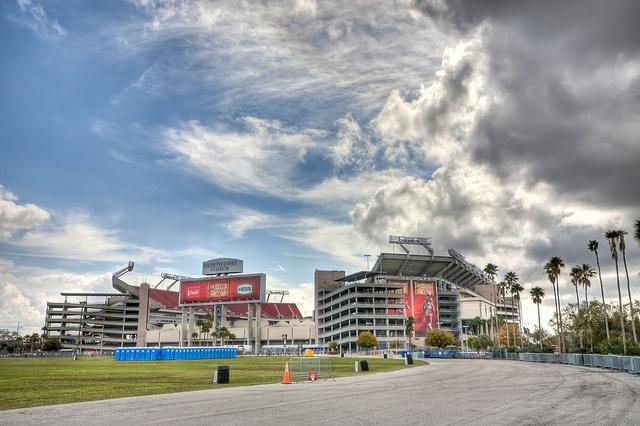 Tampa - Raymond James Stadium