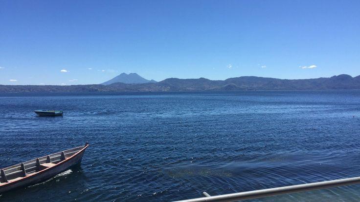 Lake Ilopango (San Salvador, El Salvador)
