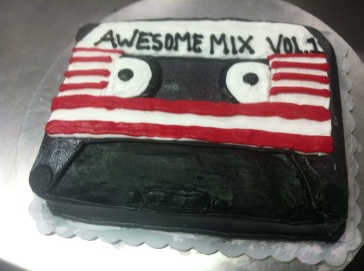 Raccoon Cake Ideas