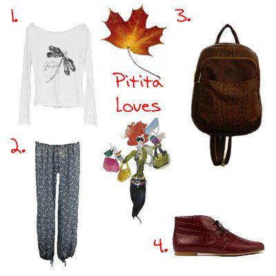 PITITA LOVES 4 OCTUBRE1 PITITA LOVES #moda #look #tendencia