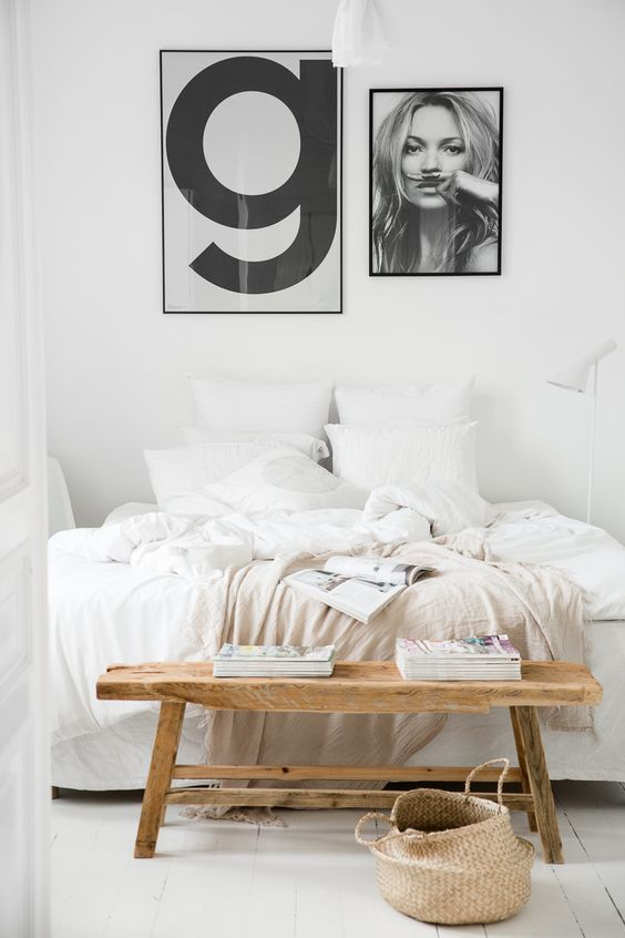 The Scandinavian bedroom is the most popular one in this cold season. It's cozy, neutral, it can match any other room in an open space. Also, you can never get bored by looking at it! So, if you also want a Scandi bedroom here are 10 items you must have in this room: 1. A …