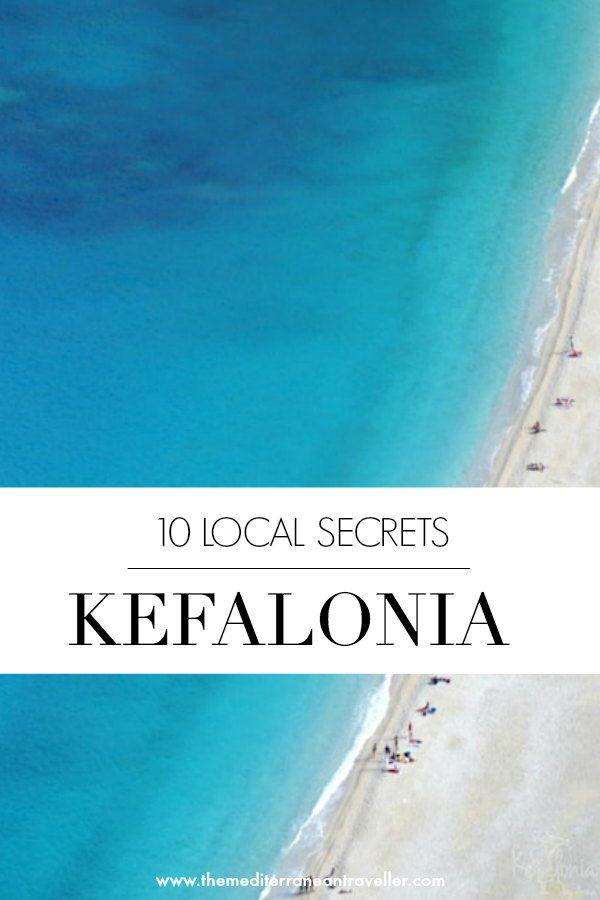 Local Secrets: Kefalonia (10 Insider Tips from Anna Votsi)