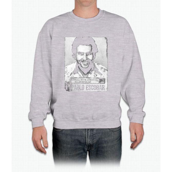 Pablo Escobar Crewneck Sweatshirt
