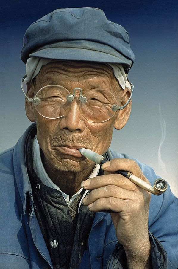 Chinese man //  by Ronald Coulter on 500px