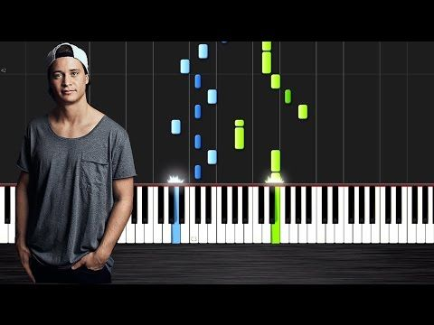 Kygo - Firestone - Piano Cover/Tutorial by PlutaX - Synthesia - YouTube