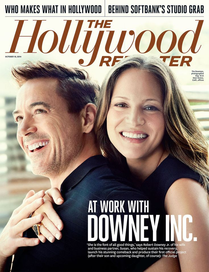 "Robert Downey Jr., Producer Wife Susan Reveal Their Quirky Relationship, ""Perfectly Symbiotic"" Marriage"