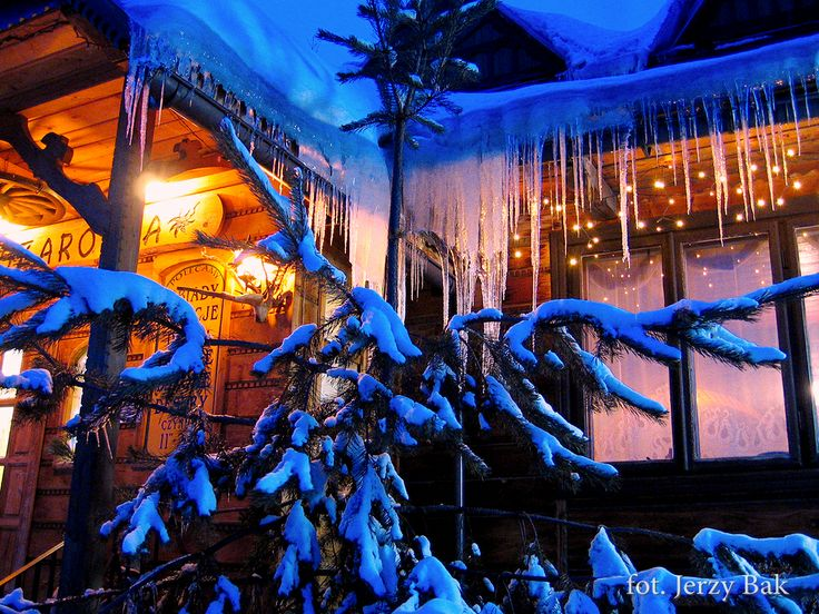 Bukowina Tatrzańska zimą http://salvadofotografia.blogspot.com/2013/11/bukowina-tatrrzanska.html